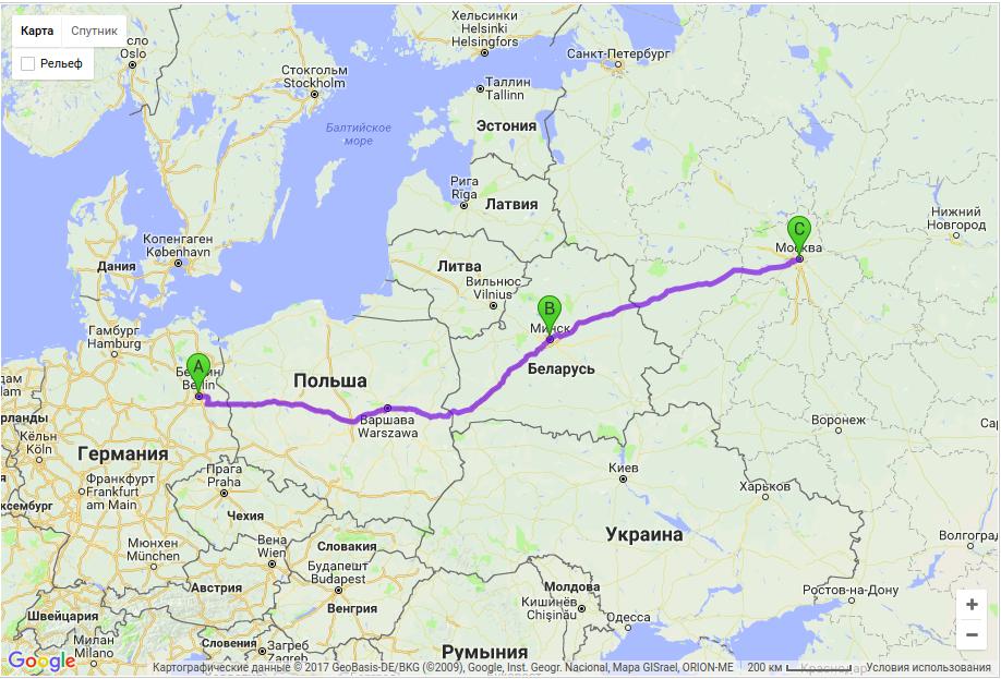 Грузоперевозки по Беларуси
