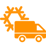 Рефрижераторная перевозка груза